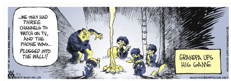 Nonsequiter Cartoon