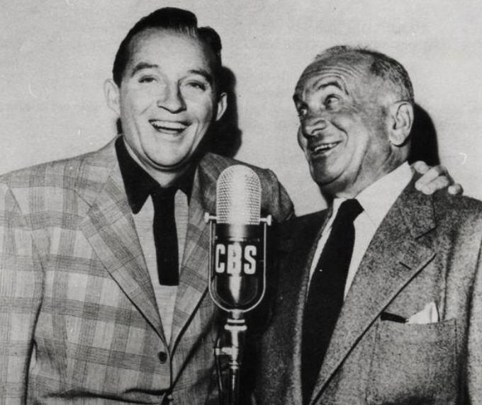 Bing Crosby & AlJolson