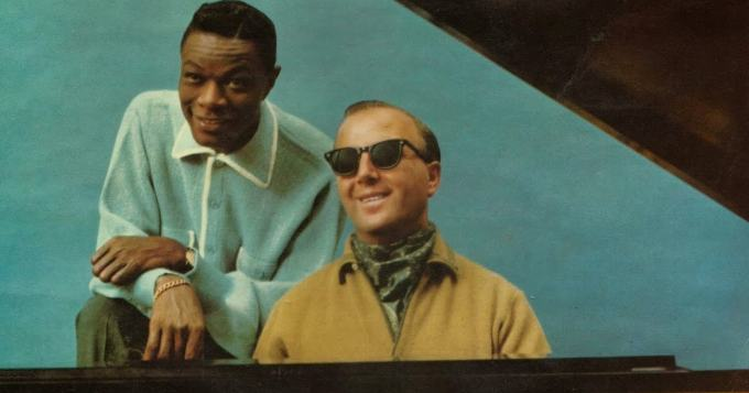 Na King Cole t& George Shearing