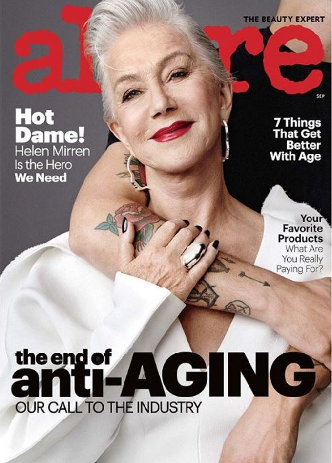 Allure Mirren