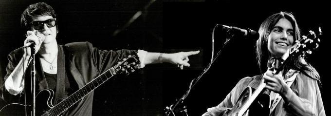 Roy Orbison & Emmylou Harris