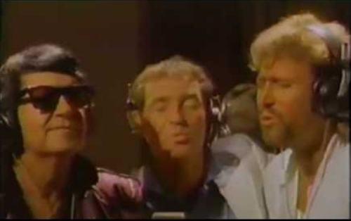 Roy Orbison & Barry Gibb & Larry Gatlin