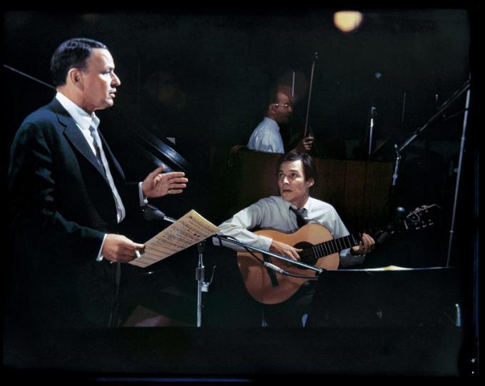 Frank Sinatra & Antônio Jobim