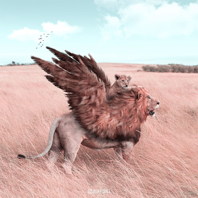 LionWithWings
