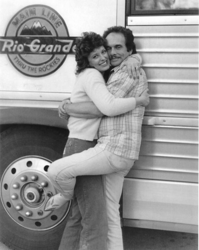 Merle Haggard & Leona Williams