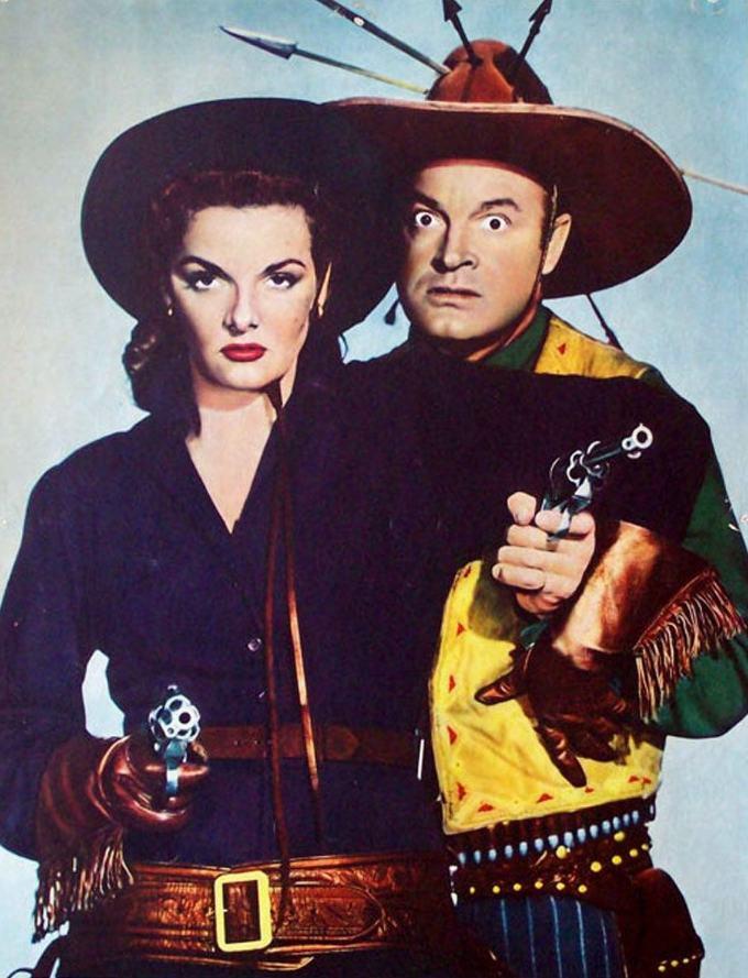 Bob Hope & Jane Russell
