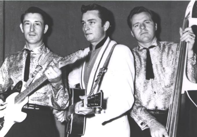 Johnny Cash & Ten Two