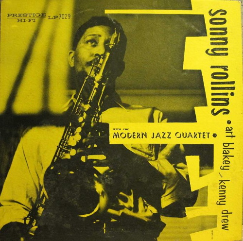 Sonny Rollins & MJQ