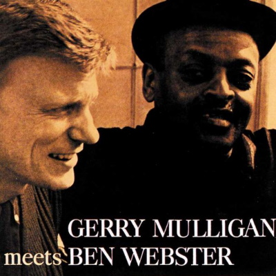 Gerry Mulligan~Gerry Mulligan Meets Ben Webster