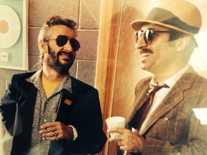 Leon Redbone & Ringo Starr