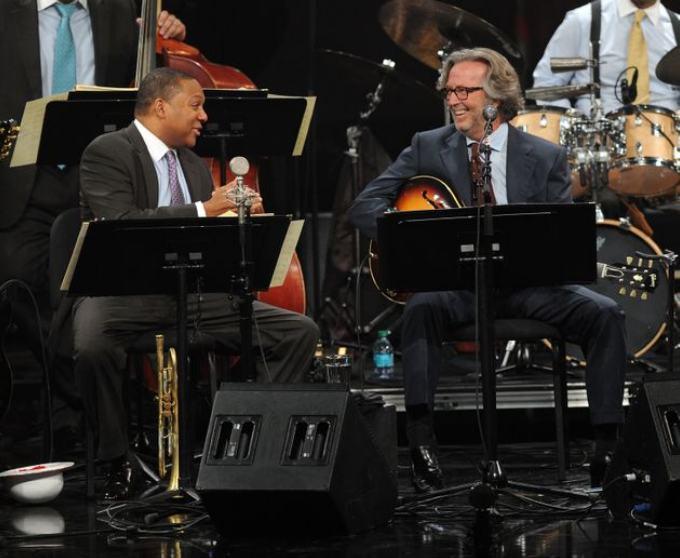 Wynton Marsalis & Eric Clapton