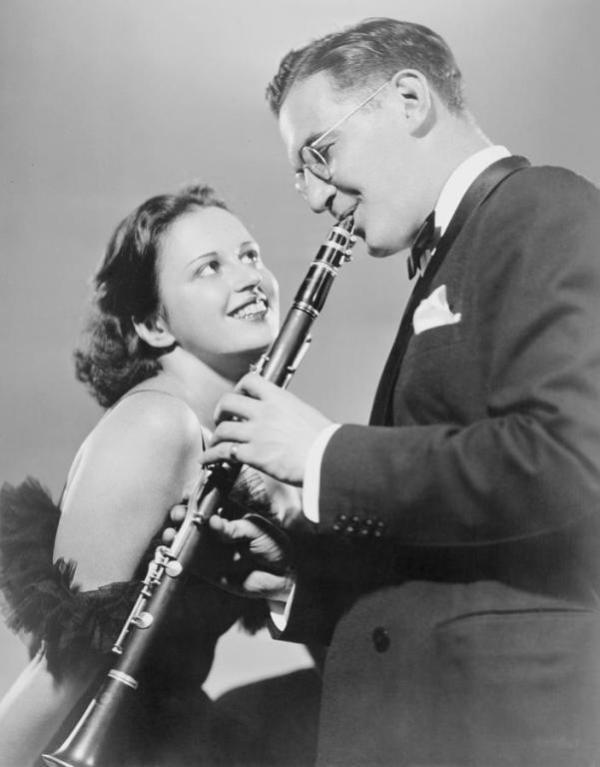 Benny Goodman & Helen Ward