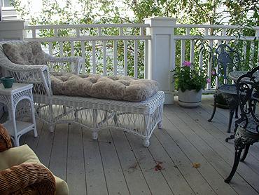 Deckchaise