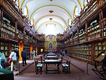 Biblioteca_palafoxiana
