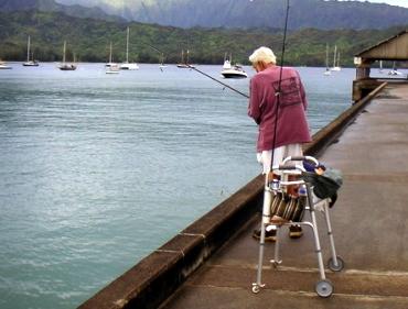 Fishingwalker